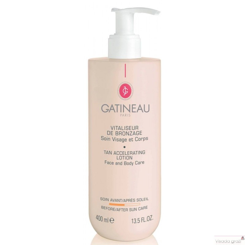 GATINEAU Melatogenine Sun Care Savaiminio įdegio losjonas, 400ml