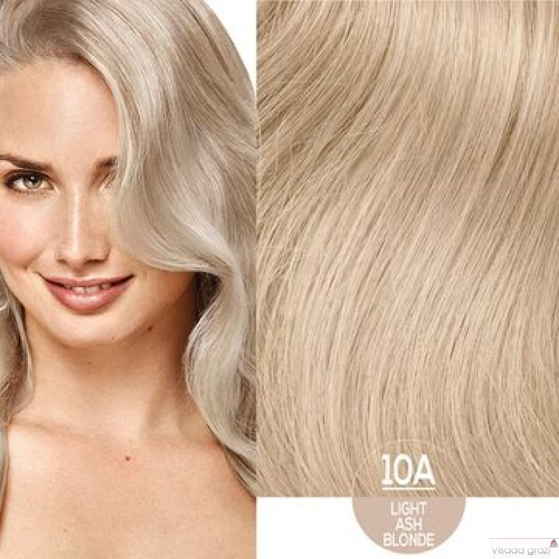 LIGHT ASH BLONDE 10A