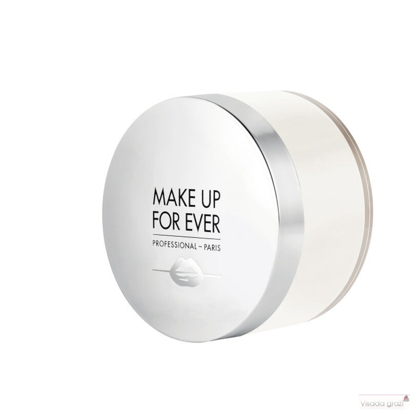 MAKE UP FOR EVER ULTRA HD biri pudra, 10 spalvų pasirinkimui, 16g
