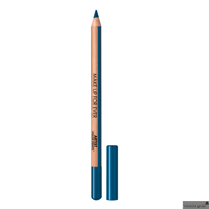 MAKE UP FOR EVER ARTIST COLOR PENCIL MULTI-USE MATTE PENCIL matiniai pieštukai akims ir lūpoms, pasirinkimas iš 39 spalvų, 1,41g