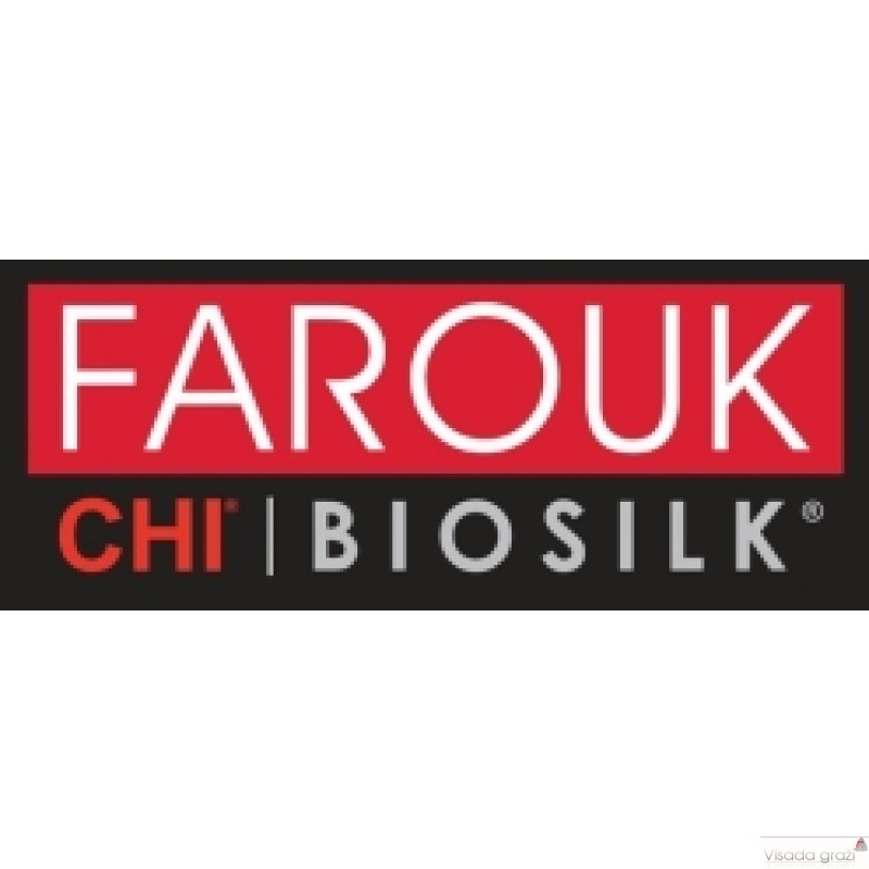 FAROUK CHI Ionic Color Illuminate Conditioner – Teal Blue Dažomasis kondicionierius (melsvai žalsva), 250ml