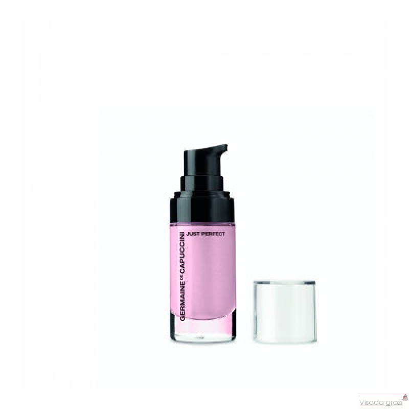 GERMAINE DE CAPUCCINI MAKE UP JUST PERFECT MAKIAŽO BAZĖ, 15ml