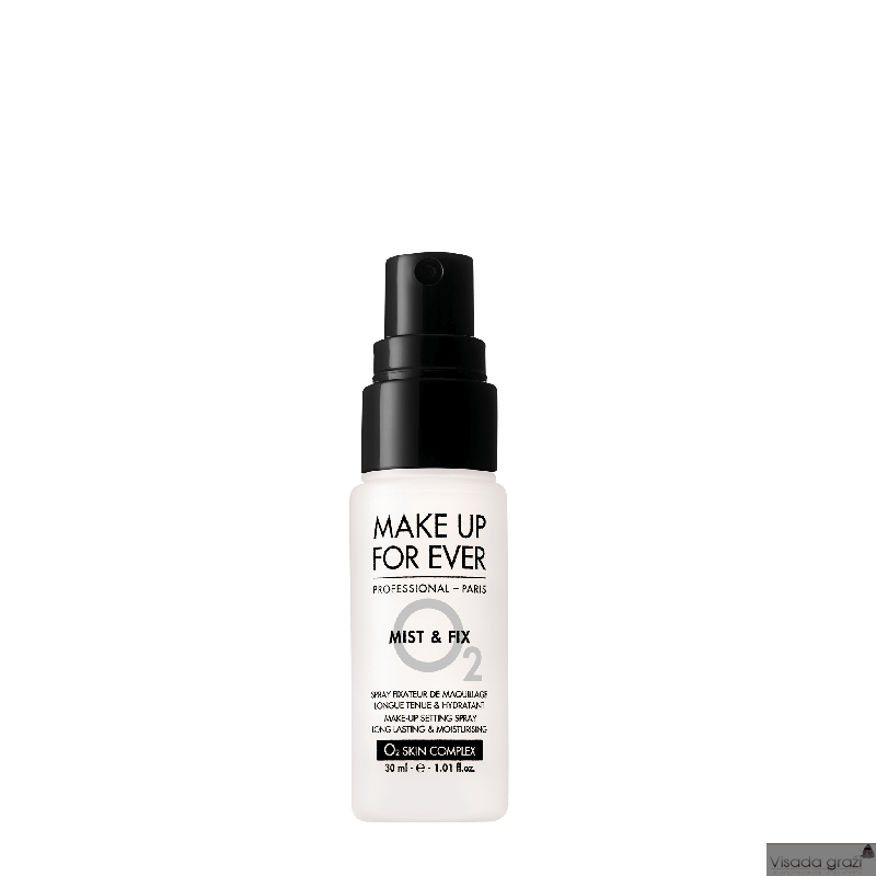 MAKE UP FOR EVER Mist and Fix - makiažo fiksavimo dulksna, 30ml