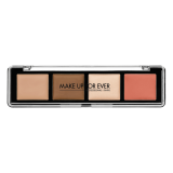 MAKE UP FOR EVER PRO SCULPTING PALETTE 4-in-1 Face Contouring Palette - Modeliavimo paletė, pasirinkimui 4 variantai, 10g