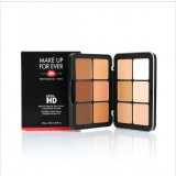 MAKE UP FOR EVER ULTRA HD PALETTE 12 modeliavimo kontūravimo paletė 12 spalvų, 27,6g