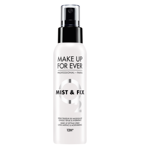 MAKE UP FOR EVER MIST&FIX MAKE UP FIXER - makiažo fiksavimo dulksna, 100ml