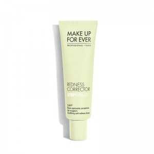 MAKE UP FOR EVER REDNESS CORRECTOR STEP1 raudoną atspalvį koreguojanti bazė, 30ML