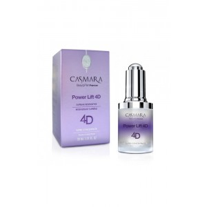 CASMARA Power Lift 4D Super Concentrate koncentratas veido odos stangrinimui, 30ml