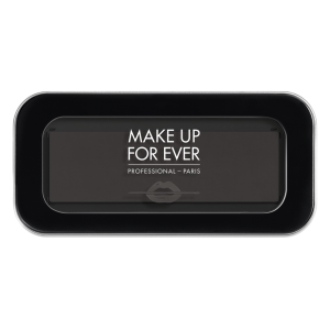 MAKE UP FOR EVER EMPTY ARTIST COLOR REFILLABLE MAKEUP PALETTE - 3 vietų tuščia dėžutė akių šašėliams