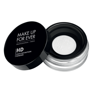 MAKE UP FOR EVER ULTRA HD LOOSE POWDER  MICROFINISHING LOOSE POWDER Biri pudra suteikia švytėjimo ir gaivumo, 8,5g