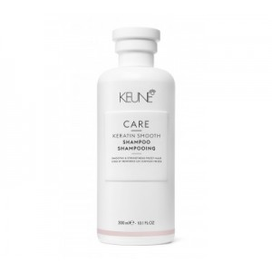 KEUNE CARE KERATIN SMOOTH ŠAMPŪNAS SU KERATINU, 300ml