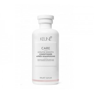 KEUNE CARE KERATIN SMOOTH KONDICIONIERIUS SU KERATINU PLAUKAMS, 250ML