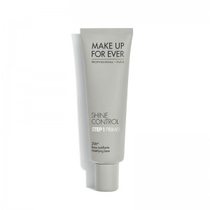 MAKE UP FOR EVER STEP 1 PRIMER SHINE CONTROL MATTIFYING BASE - odos blizgesį kontroliuojanti bazė, 30ml