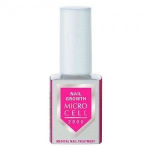 MICRO CELL Nagų augimą stimuliuojantis preparatas Nail GROWTH, MICRO CELL 2000, 12ml