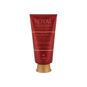CHI FAROUK ROYAL TREATMENT lanksčios fiksacijos modeliavimo kremas Brilliance Cream, 177ml