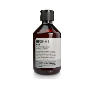 SELECTIVE PROFESSIONAL INSIGHT MAN BEARD CLEANSER barzdos prausiklis, 250ml