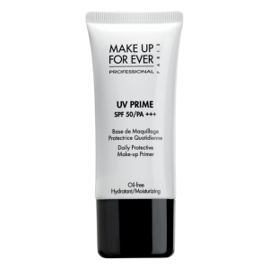 MAKE UP FOR EVER  UV Prime Bazė prieš makiažą SPF50, 30ml